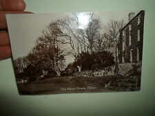 The Manor House, Hilton ~ Vintage RP Postcard ~ Unposted