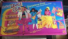 Vintage barbie dance club dancetime shop 1989 OVP NRFB