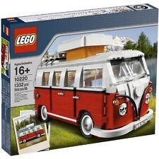 LEGO Creator Volkswagen T1 Camper Van 10220 New