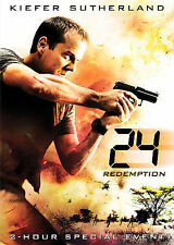 24: Redemption Kiefer Sutherland, Robert Carlyle, Colm Feore, Cherry Jones, Pet