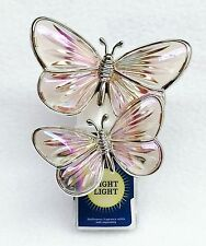 Bath Body Works Wallflower PINK BUTTERFLIES NightLight Diffuser Unit Plug Holder