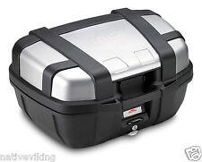 GIVI TREKKER CASE 52L TOP BOX CASE + DL1000 V-STROM 2014 RACK (TRK52N + SR3105)