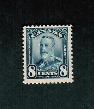 1928  #  154 ** TBE VFNH TIMBRE CANADA STAMP  - KING GEORGE V  SCROLL ISSUE