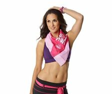 Zumba Dance Fitness Party in Pink Bandanas - 2 Pack! - help fight breast cancer!