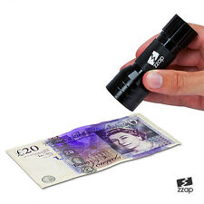 UV ULTRA VIOLET TORCH COUNTERFEIT FAKE FORGERY BANK NOTE MONEY DETECTOR CHECKER