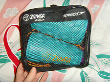 NEW NWT Zumba Aqua Speedo Armed and Fabulous wrist cuffs workout gear exercise