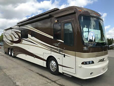 2009 HOLIDAY RAMBLER SCEPTER 42KFQ LUXURY CLASS A COACH DIESEL PUSHER MOTORHOME