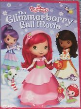 NEW DVD Strawberry Shortcake - The Glimmerberry Ball Movie - Factory Sealed