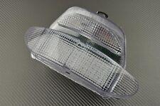 Feu arrière LED clair clignotant intégré tail light Honda CBR 900919 RR 98 99