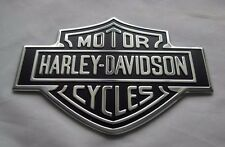 Part For Harley Davidson Bar And Shield Large Metal Emblem / Medallion