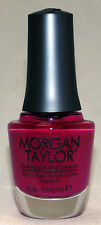 Morgan Taylor Nail Polish: (Sitting Pretty) .5oz # 50020