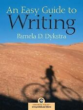 An Easy Guide to Writing - Dykstra, Pamela - Paperback