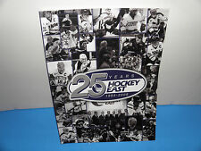 NCAA Hockey East Conference 25 Years 1984-2009 Media Information