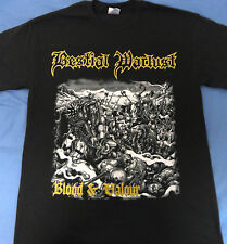 BESTIAL WARLUST, BLOOD & VALOUR   MEDIUM T-SHIRT