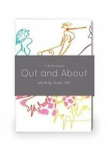 Out and About Artwork by Studio 1482 Journal Collection 2: Set of two 64-page no