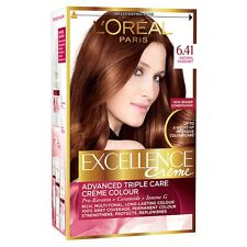 L'Oreal Paris Excellence Hair Colour 6.41 Natural Hazelnut