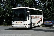 Alpine, Llandudno N3ALP Bus Photo Ref P823