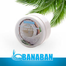 BANABAN Extra Virgin Coconut Cream Body Butter 250g