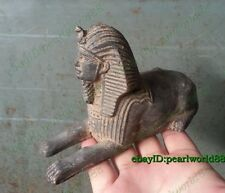 collection Buddhism bronze The Egyptian Sphinx Vintage peace Statues