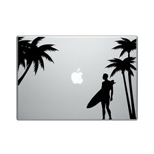 "Macbook Aufkleber Sticker Decal skin Air Pro 11"" 13"" 15"" 17"" surf skate vinyl"