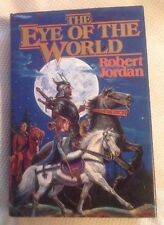 Wheel of Time: The Eye of the World Robert Jordan 1990 HC First edition 7th Pr
