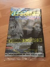 KERRANG! 1382 Nirvana - Nevermind Forever 14trk CD Frank Turner SEALED