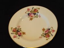 Sadler Wellington Fine Bone China Floral Pattern 16.5cm Tea Plate Made England