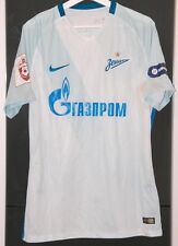 ZENIT Peterburg (Rusia) match worn shirt ruso League Kokorin sin lavar