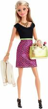 Barbie Style Fashionistas Glam Night Doll - Barbie - CLL34 - New