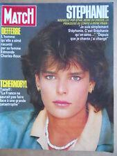 PARIS MATCH n°1930 1986  Stephanie de Monaco Speciale   [C71]