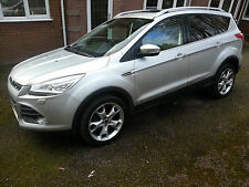 2013 FORD KUGA 2.0 TDCI breaking full car all parts available 1 wheel bolt