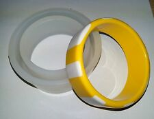 BIG BRACELET SILICONE MOLD RESIN POLYMER CLAY BANGLE FLEXIBLE MOULD FIMO