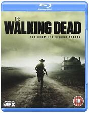 The Walking Dead: Season 2 Blu Ray Box Set (4 Discs)