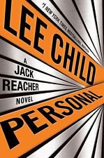 Jack Reacher: Personal by Lee Child (2014, Hardcover)