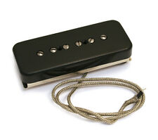 Seymour Duncan Antiquity Black Soapbar P90 Bridge Pickup for Gibson® 11034-62