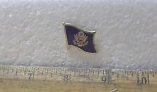 United States Coat of Arms Flag Pin