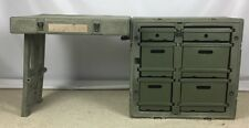 Pelican Hardigg Military Field Desk USGI Army Table USA 472-FLD-DESK-TA-137