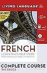 Complete Basic Courses: French : by Living Language Staff 2008, Books & CDs
