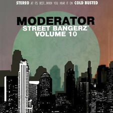 Moderator - Street Bangerz Vol. 10 [New CD]