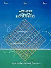 Assembler Language Programming for IBM and IBM Compatible Computers [Formerly 37