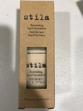 Stila illuminating liquid foundation 10 watts 1 ounce