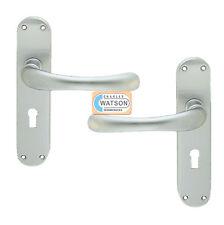 CARLISLE BRASS EL11SC IBRA Satin Chrome Lock Handles Door Lever