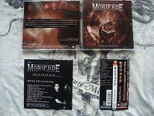 MORIFADE Imaginarium CD JAPAN OBI