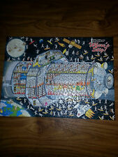 Jigsaw puzzle 500 Pieces Called STIG IN SPACE By RAVENSBURGER