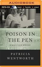 Poison in the Pen 29 by Patricia Wentworth (2014, MP3 CD, Unabridged)