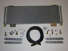 Tru-Cool Max Transmission Oil Cooler - Heavy Duty 40;000 GVW + Low Pressure Drop