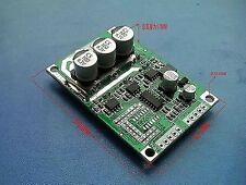 DC12V-36V 500W Brushless Motor Controller Hall Regler Balanced Car Driver Board