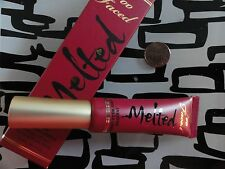 Too Faced MELTED Long Wear Lipstick * MELTED BERRY * Full Size * NIB