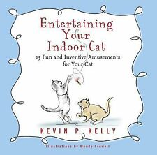 Entertaining Your Indoor Cat, Kevin Kelly, Good Book