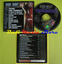 CD HARD N HEAVY VOL 31 compilation PROMO 01 MAYEM DARK TRANQUILLITY MARDUK (C8)